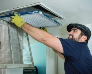 Filter Cleaning by Affinity Airduct professional